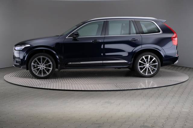 Volvo XC90 T8 AWD Twin Engine Geartronic Inscription-360 image-4