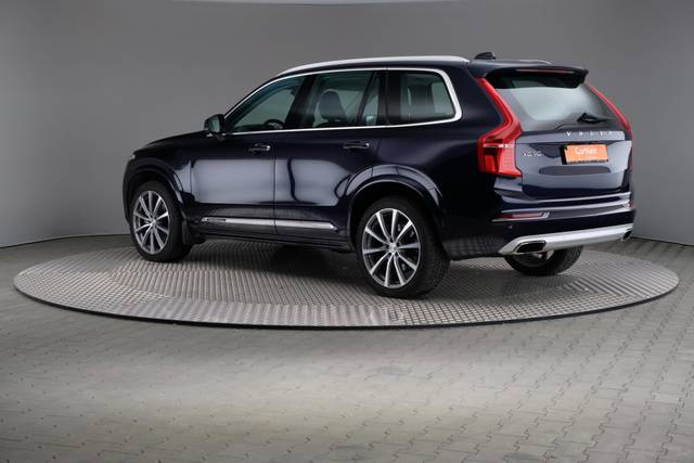 Volvo XC90 T8 AWD Twin Engine Geartronic Inscription-360 image-9