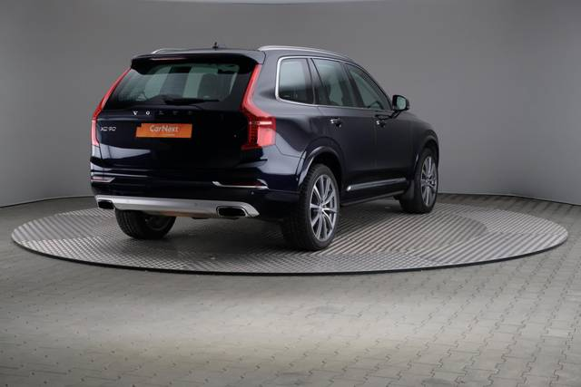 Volvo XC90 T8 AWD Twin Engine Geartronic Inscription-360 image-16