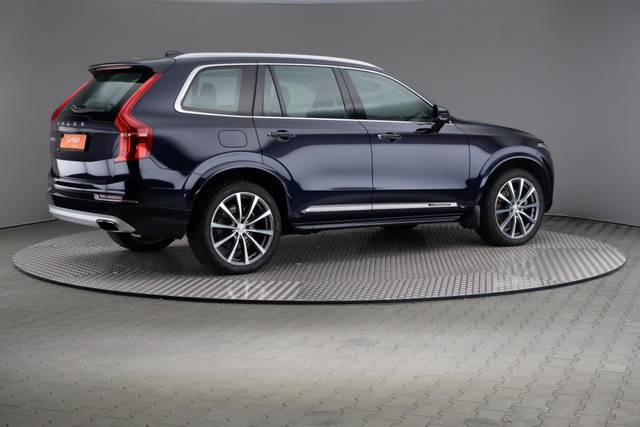 Volvo XC90 T8 AWD Twin Engine Geartronic Inscription-360 image-19