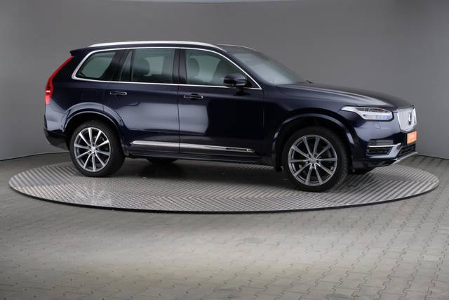 Volvo XC90 T8 AWD Twin Engine Geartronic Inscription-360 image-25