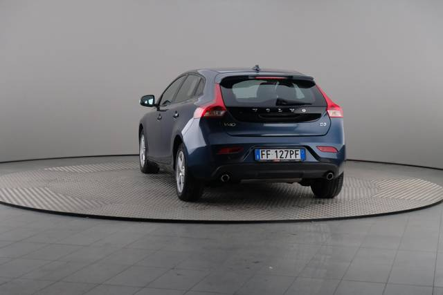 Volvo V40 D3 Geartronic Kinetic-360 image-12