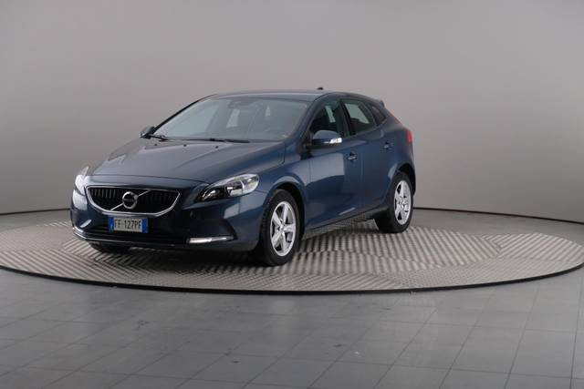Volvo V40 D3 Geartronic Kinetic-360 image-34