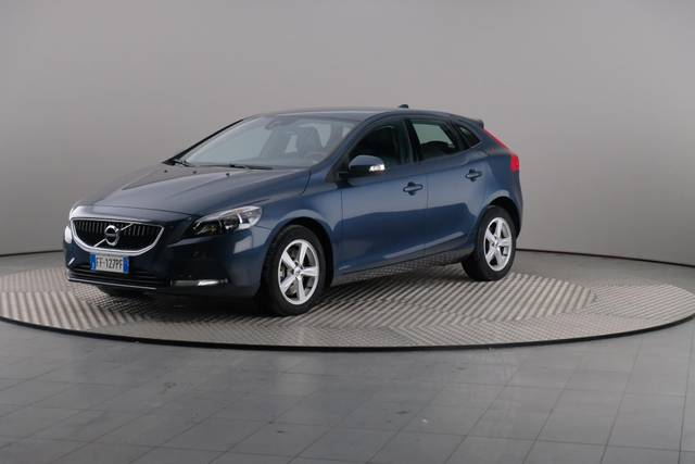 Volvo V40 D3 Geartronic Kinetic-360 image-35
