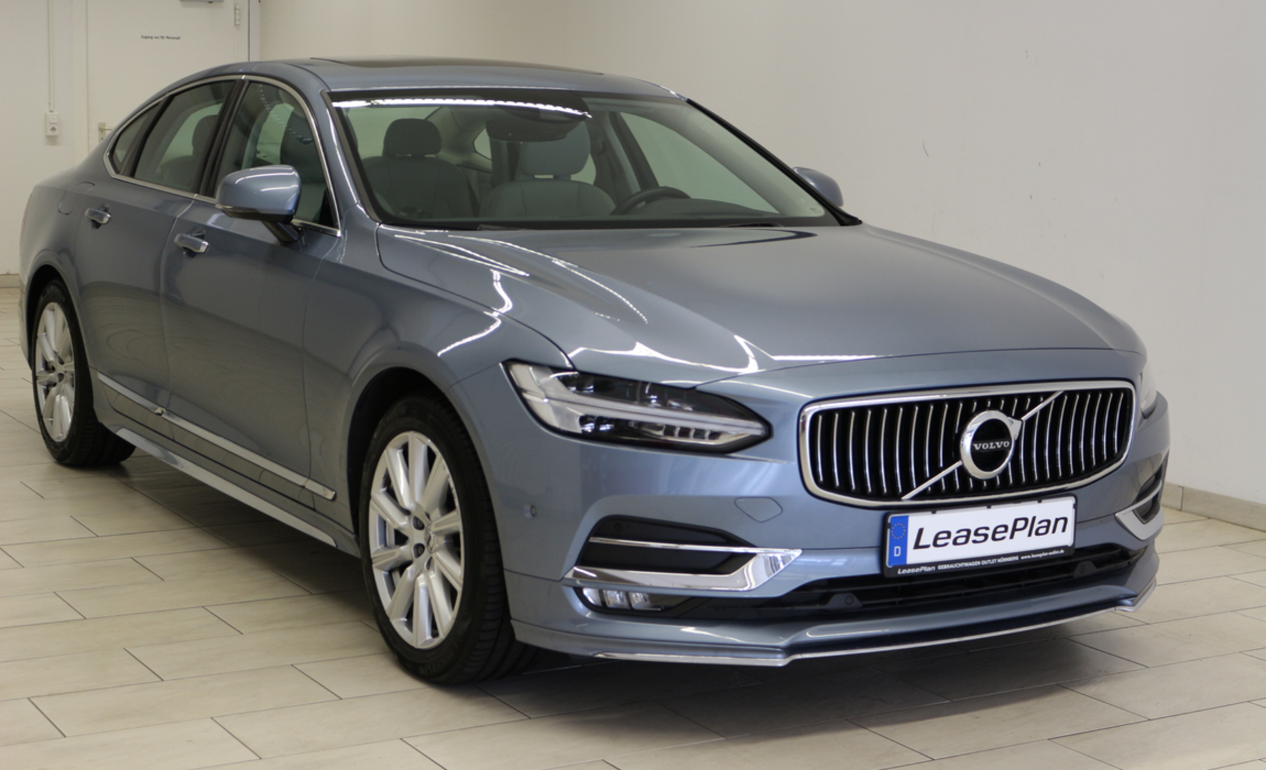 Volvo S90 D5 AWD Geartronic, Inscription (652470) detail1