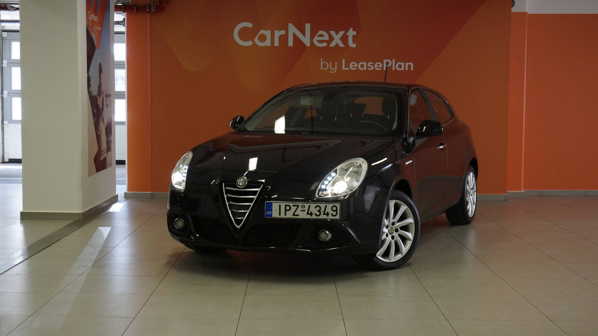 Alfa Romeo Giulietta 1.4 Multiair 170hp DISTINCTIVE detail2