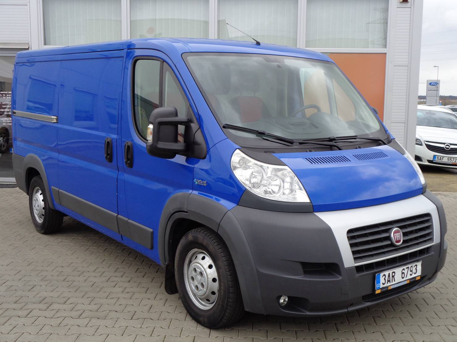 Fiat Ducato Maxi L2H1 Natural Power detail1