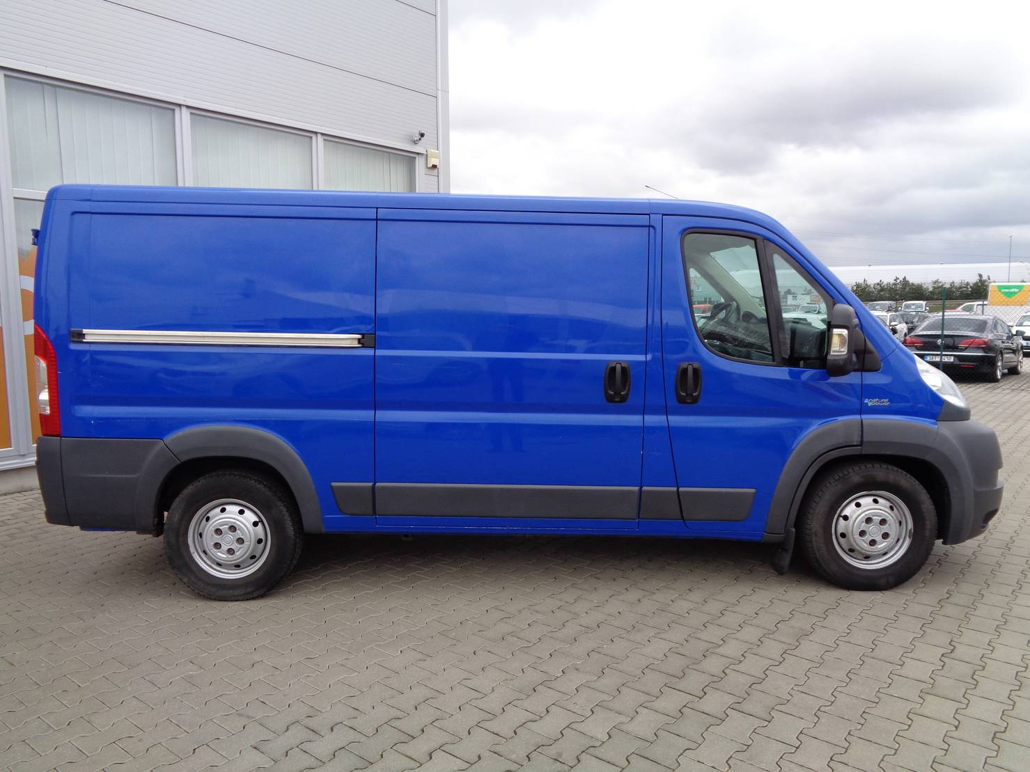 Fiat Ducato Maxi L2H1 Natural Power detail2