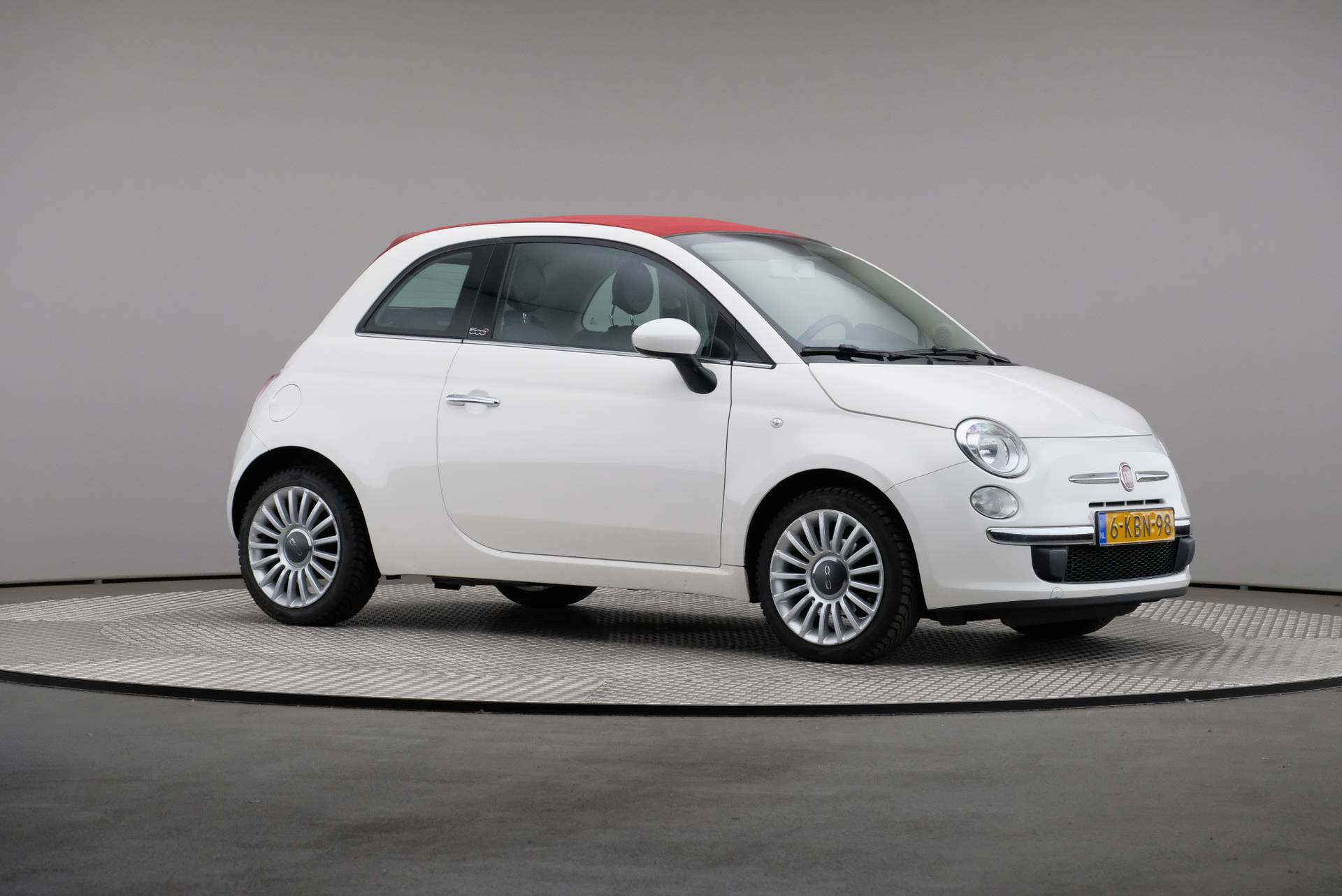 Fiat 500C TwinAir Turbo 85 Lounge, Airconditioning, 360-image27