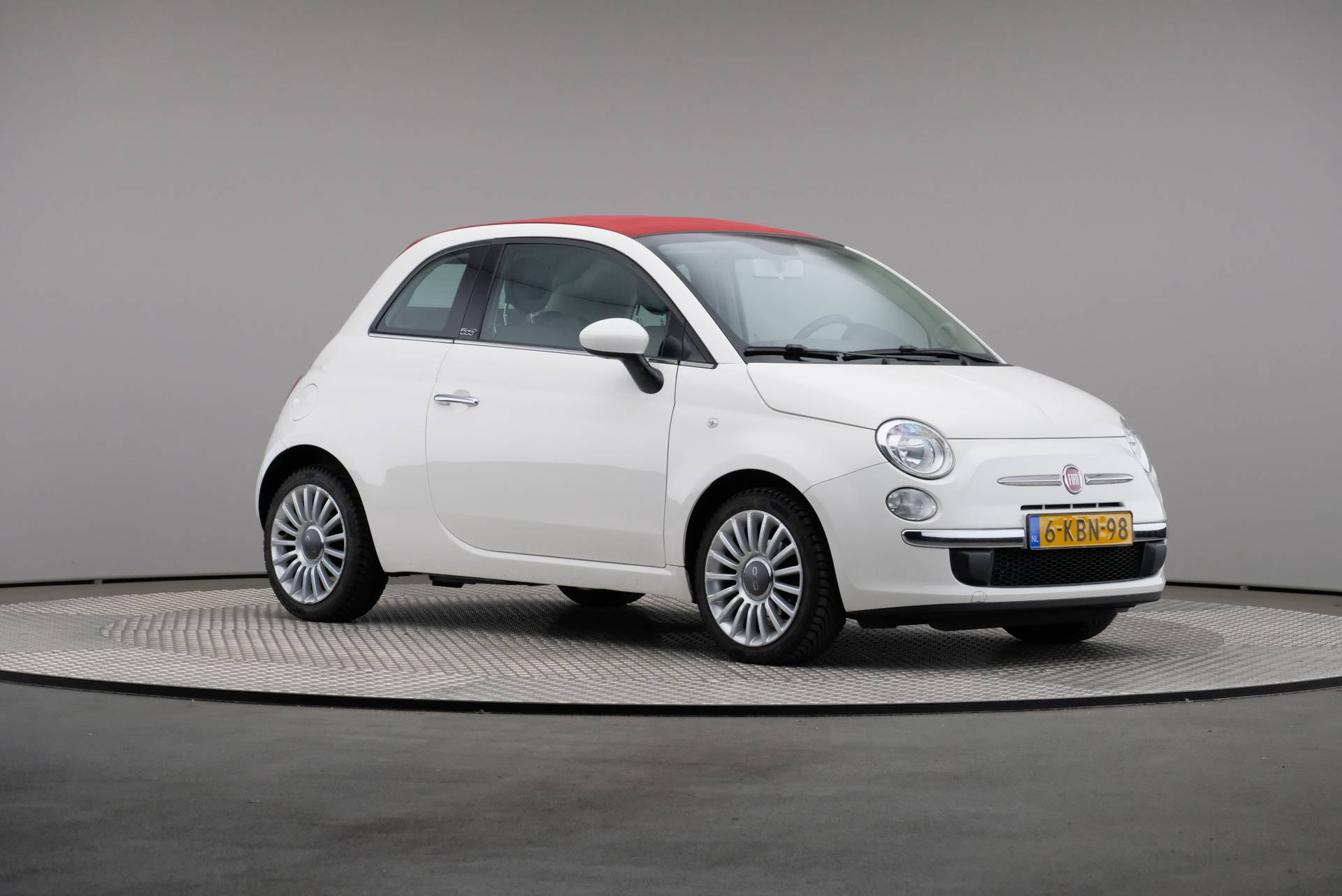 Fiat 500C TwinAir Turbo 85 Lounge, Airconditioning, 360-image28