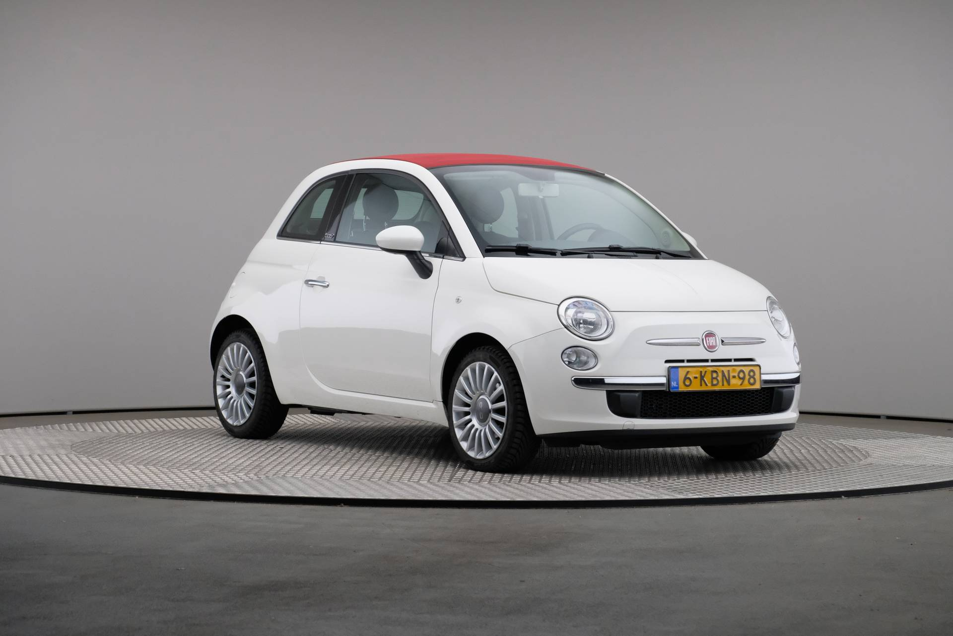 Fiat 500C TwinAir Turbo 85 Lounge, Airconditioning, 360-image29