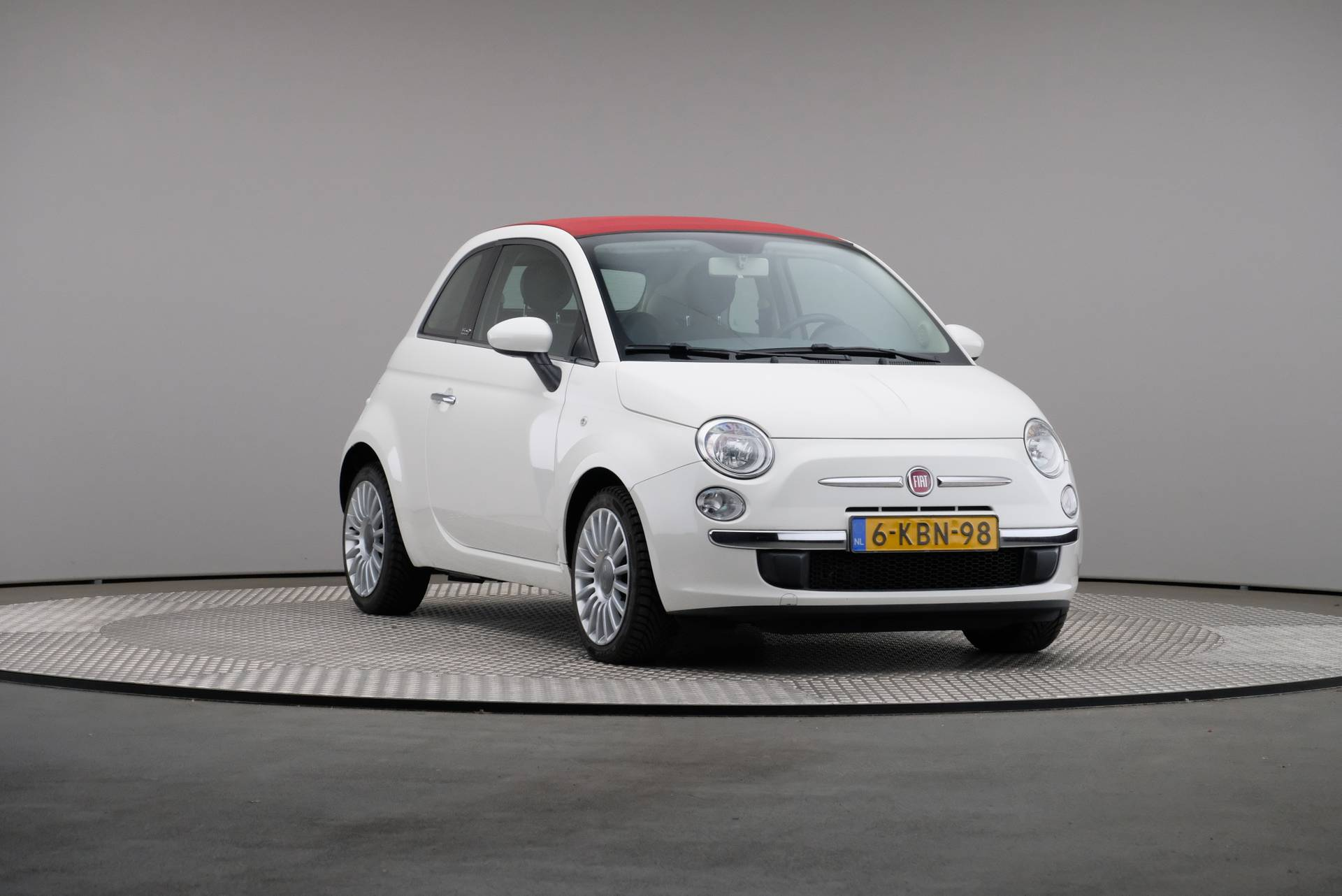 Fiat 500C TwinAir Turbo 85 Lounge, Airconditioning, 360-image30