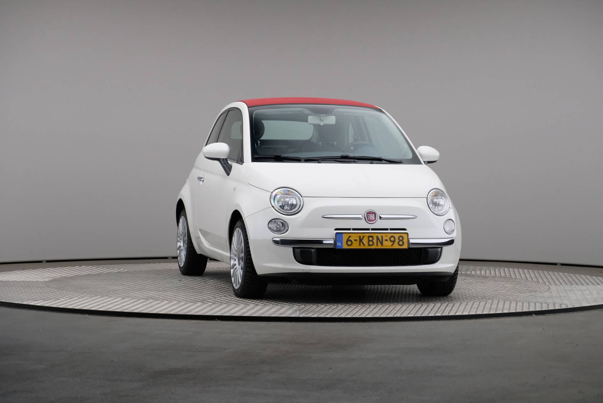 Fiat 500C TwinAir Turbo 85 Lounge, Airconditioning, 360-image31