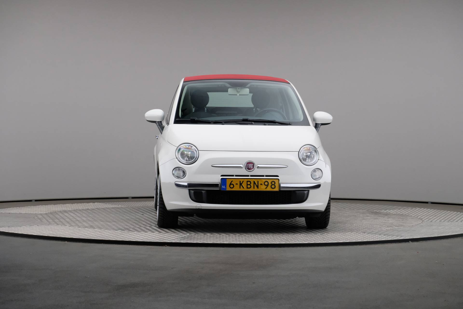 Fiat 500C TwinAir Turbo 85 Lounge, Airconditioning, 360-image32