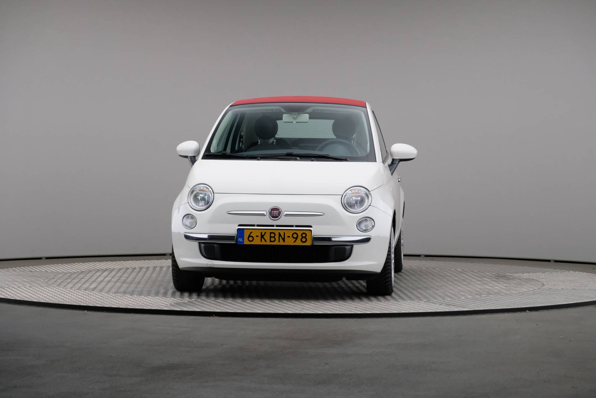 Fiat 500C TwinAir Turbo 85 Lounge, Airconditioning, 360-image33