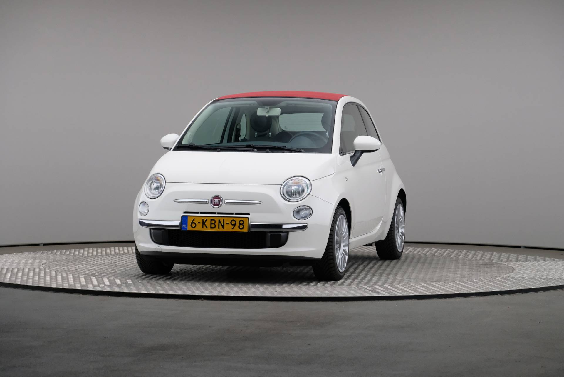 Fiat 500C TwinAir Turbo 85 Lounge, Airconditioning, 360-image34