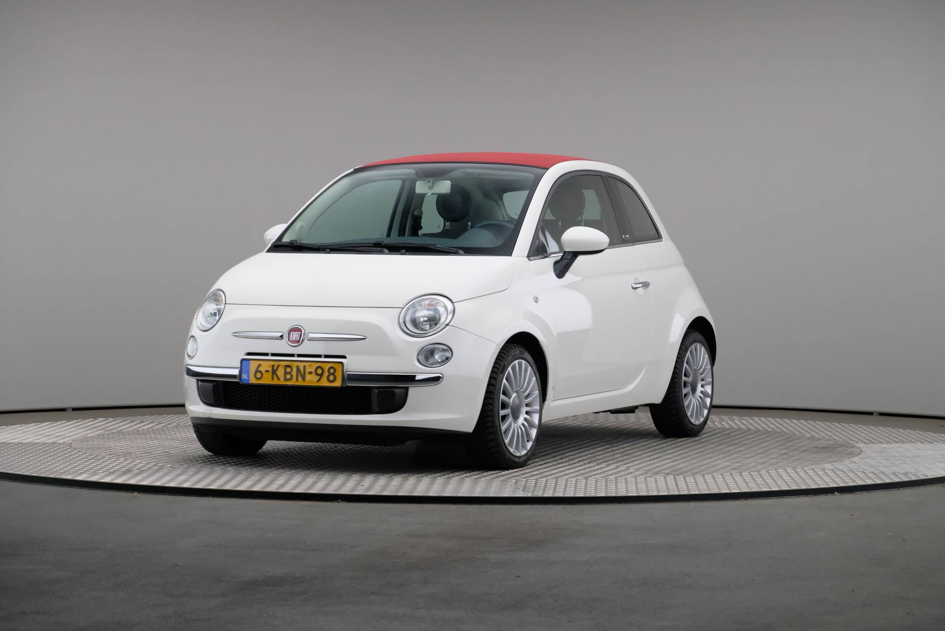 Fiat 500C TwinAir Turbo 85 Lounge, Airconditioning, 360-image35