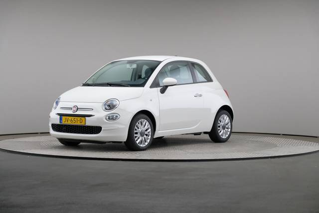 Fiat 500 0.9 TwinAir Turbo Popstar, Automaat, Airconditioning-360 image-0