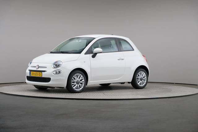 Fiat 500 0.9 TwinAir Turbo Popstar, Automaat, Airconditioning-360 image-1