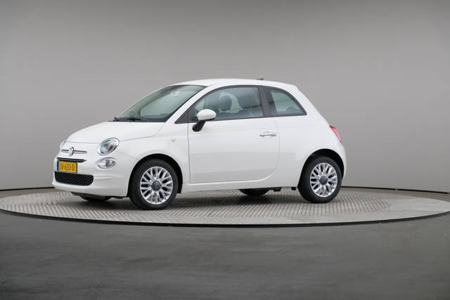 Fiat 500 0.9 TwinAir Turbo Popstar, Automaat, Airconditioning-360 image-2