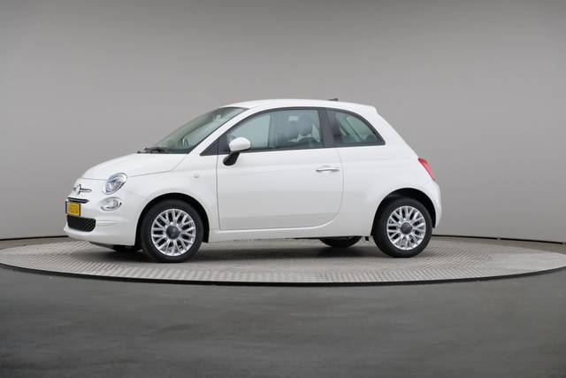 Fiat 500 0.9 TwinAir Turbo Popstar, Automaat, Airconditioning-360 image-3