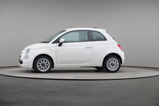 Fiat 500 0.9 TwinAir Turbo Popstar, Automaat, Airconditioning-360 image-4