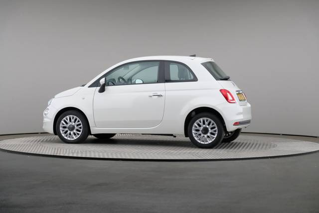 Fiat 500 0.9 TwinAir Turbo Popstar, Automaat, Airconditioning-360 image-7