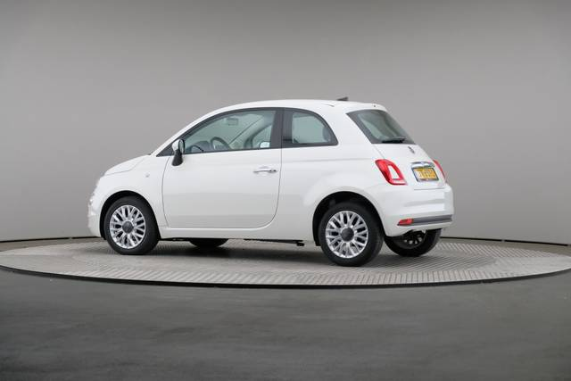 Fiat 500 0.9 TwinAir Turbo Popstar, Automaat, Airconditioning-360 image-8