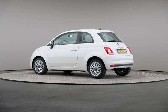 Fiat 500 0.9 TwinAir Turbo Popstar, Automaat, Airconditioning-360 image-9