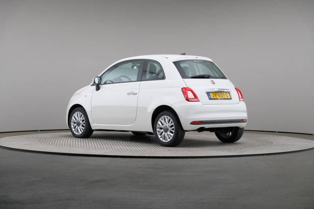 Fiat 500 0.9 TwinAir Turbo Popstar, Automaat, Airconditioning-360 image-10