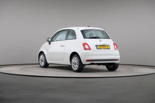 Fiat 500 0.9 TwinAir Turbo Popstar, Automaat, Airconditioning-360 image-11