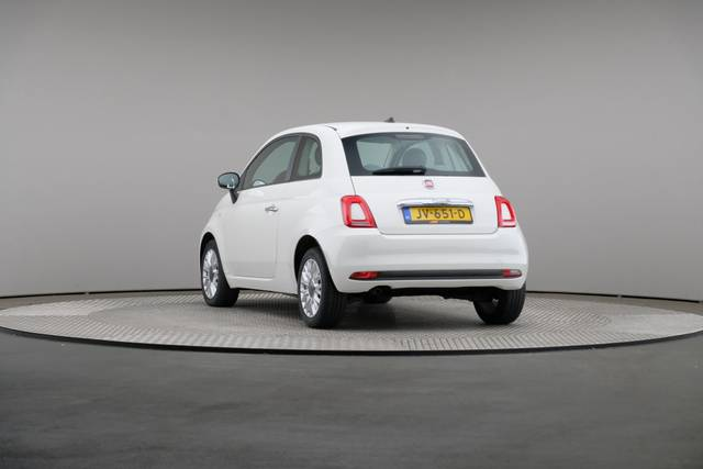 Fiat 500 0.9 TwinAir Turbo Popstar, Automaat, Airconditioning-360 image-12
