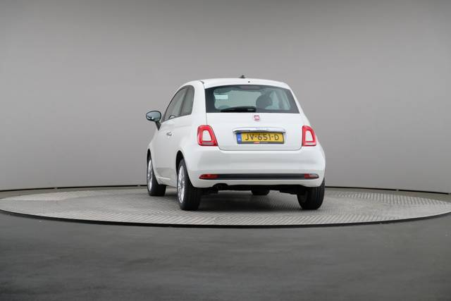 Fiat 500 0.9 TwinAir Turbo Popstar, Automaat, Airconditioning-360 image-13
