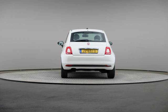Fiat 500 0.9 TwinAir Turbo Popstar, Automaat, Airconditioning-360 image-14