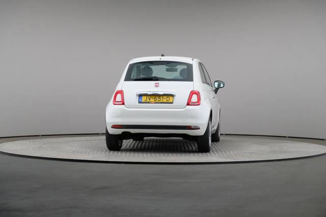 Fiat 500 0.9 TwinAir Turbo Popstar, Automaat, Airconditioning-360 image-15