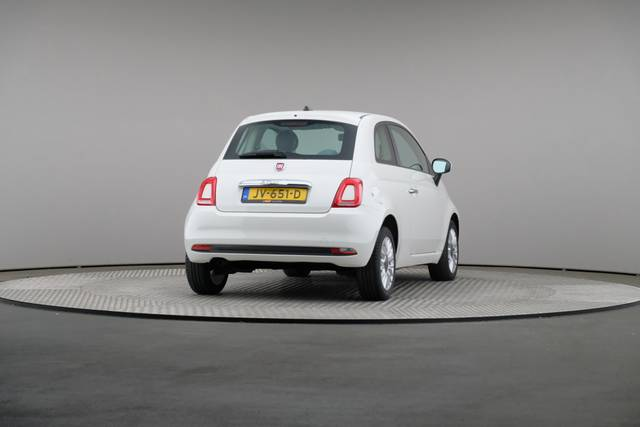 Fiat 500 0.9 TwinAir Turbo Popstar, Automaat, Airconditioning-360 image-16