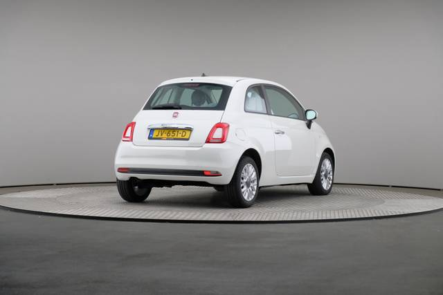 Fiat 500 0.9 TwinAir Turbo Popstar, Automaat, Airconditioning-360 image-17
