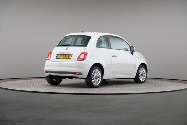 Fiat 500 0.9 TwinAir Turbo Popstar, Automaat, Airconditioning-360 image-18