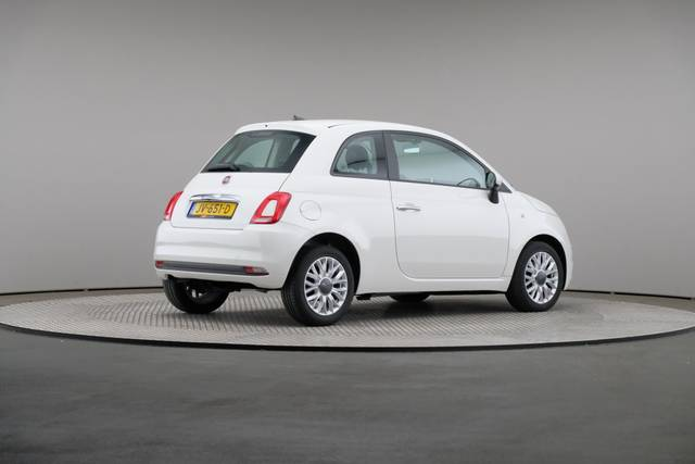 Fiat 500 0.9 TwinAir Turbo Popstar, Automaat, Airconditioning-360 image-19