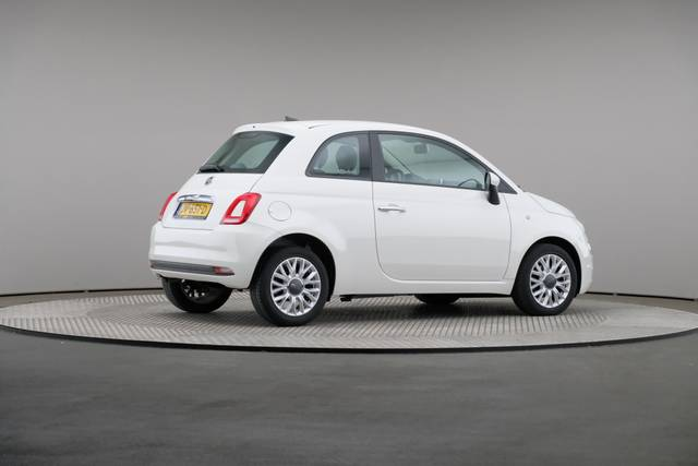 Fiat 500 0.9 TwinAir Turbo Popstar, Automaat, Airconditioning-360 image-20