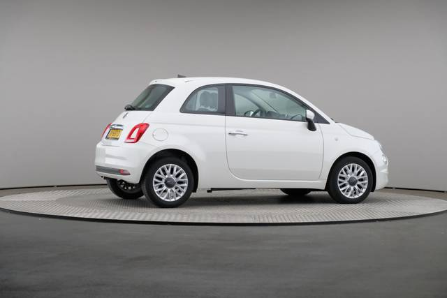 Fiat 500 0.9 TwinAir Turbo Popstar, Automaat, Airconditioning-360 image-21