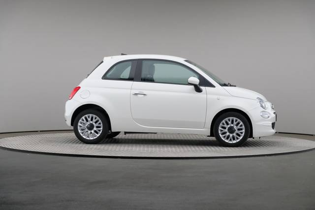 Fiat 500 0.9 TwinAir Turbo Popstar, Automaat, Airconditioning-360 image-24