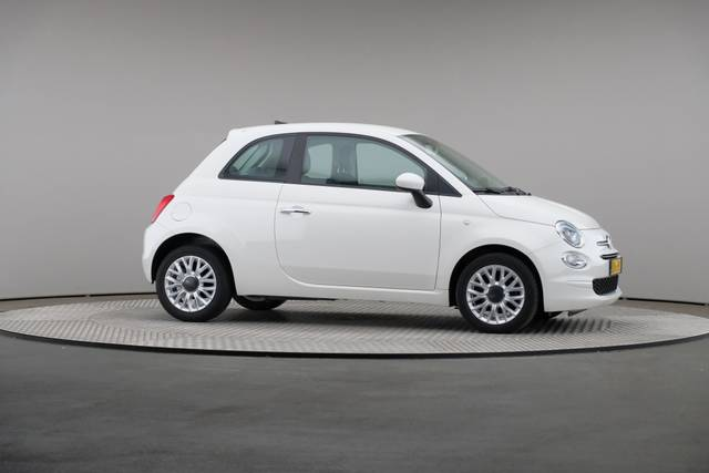 Fiat 500 0.9 TwinAir Turbo Popstar, Automaat, Airconditioning-360 image-25