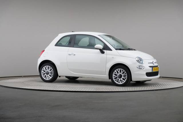 Fiat 500 0.9 TwinAir Turbo Popstar, Automaat, Airconditioning-360 image-26