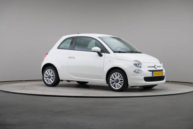 Fiat 500 0.9 TwinAir Turbo Popstar, Automaat, Airconditioning-360 image-27