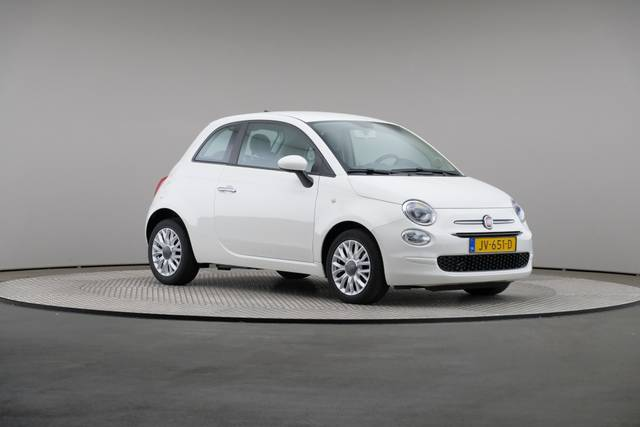 Fiat 500 0.9 TwinAir Turbo Popstar, Automaat, Airconditioning-360 image-28