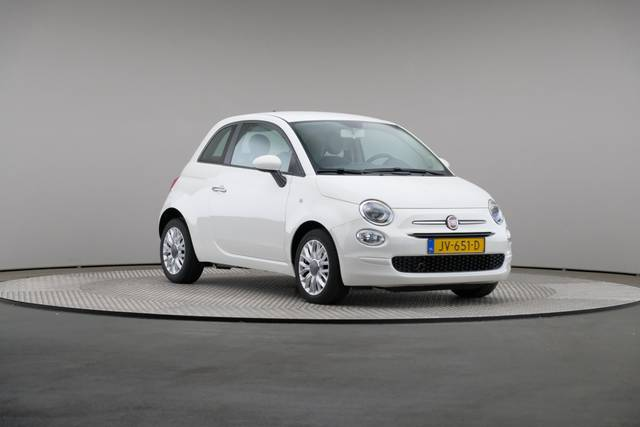 Fiat 500 0.9 TwinAir Turbo Popstar, Automaat, Airconditioning-360 image-29