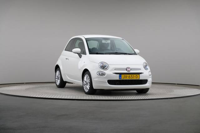 Fiat 500 0.9 TwinAir Turbo Popstar, Automaat, Airconditioning-360 image-30