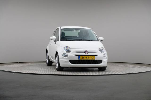 Fiat 500 0.9 TwinAir Turbo Popstar, Automaat, Airconditioning-360 image-31