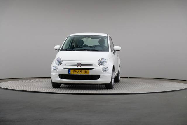 Fiat 500 0.9 TwinAir Turbo Popstar, Automaat, Airconditioning-360 image-33